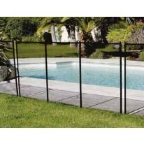 Barrière de sécurité souple pour piscine - module 6ml