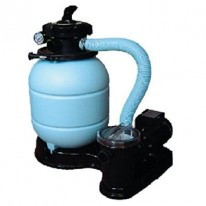 Groupe de filtration Monobloc D400 mm - 6m3/h pour piscine hors-sol
