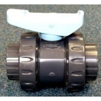 Vanne PVC Astore PN16 diamètre 50 à coller