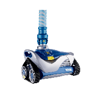 Robot de piscine Zodiac Baracuda Mx6 hydraulique - Fond & Paroi