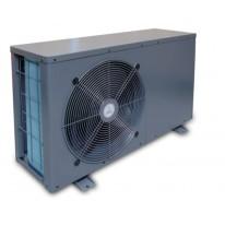 Pompe à chaleur pour piscine en bois Heatermax INVERTER 20 UBBINK - 3.20/4.90 kW