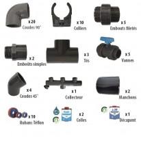 Kit Plomberie Piscine 50 mm - LEKINGSTORE