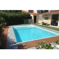 Piscine Coque 8.20x4.20x1.50m VALENCE Gamme Pure