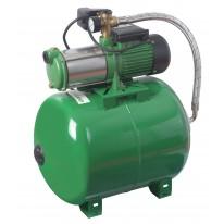 Pompe Surpresseur 100L avec multi-cellulaire 5 turbines auto-amorcante