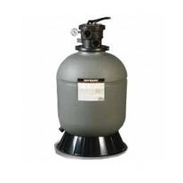 Filtre à sable TOP Hayward 520 mm débit 9.8m³/h avec vanne et manomètre