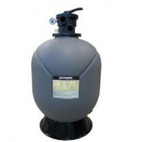 Filtre à sable TOP Hayward 600 mm débit 14m³/h avec vanne et manomètre