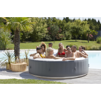 Spa gonflable XTRA INFINITE rond - 8 places - H65 x Ø 240 cm