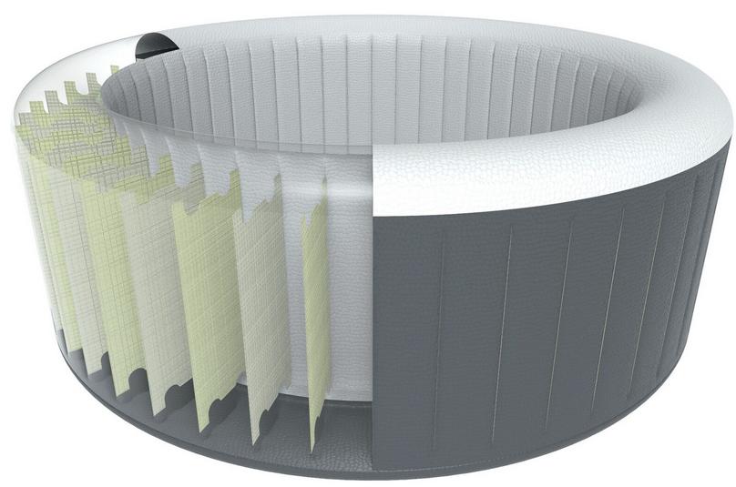 spa gonflable 4 6 personne lay z spa paris decouvrez tous nos a petits prix sur. Black Bedroom Furniture Sets. Home Design Ideas